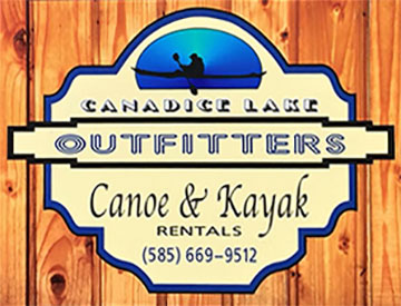 Canoe & Kayak Rental Sign